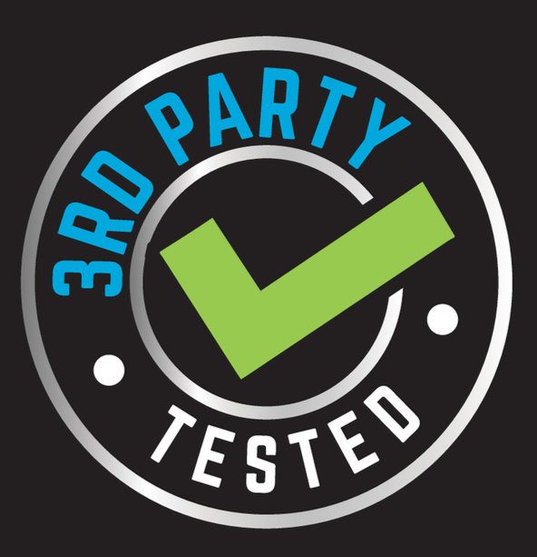 3rd Party Tested Bear Claw Extracts