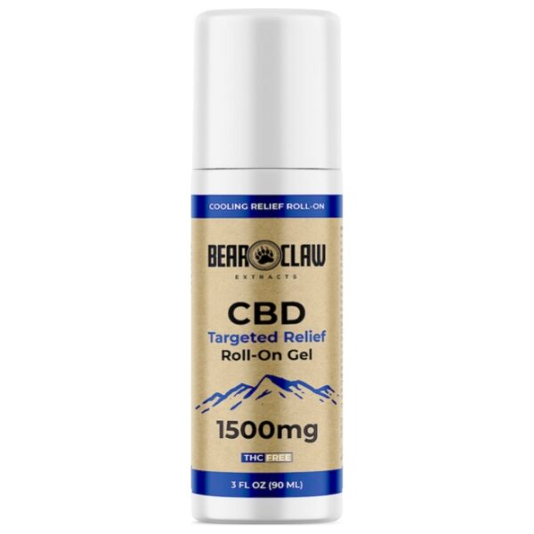 1500mg CBD Roll-on Relief